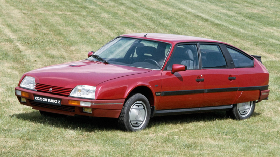 Image of Citroen CX GTi Turbo
