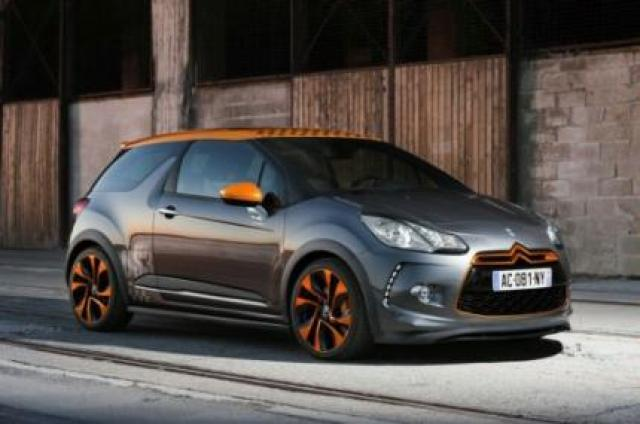 Image of Citroen DS3 Racing