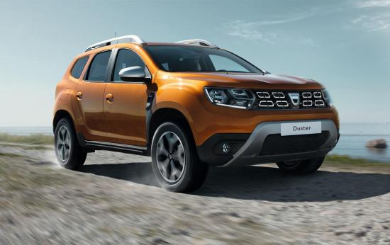 Image of Dacia Duster 1.0 TCE 4X2