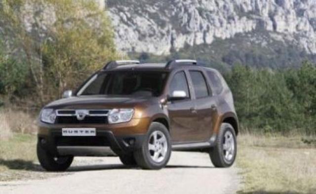 Image of Dacia Duster