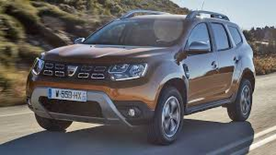 Image of Dacia Duster dCi 110 4x2