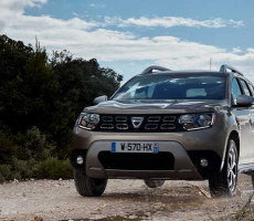 Picture of Dacia Duster TCe 150