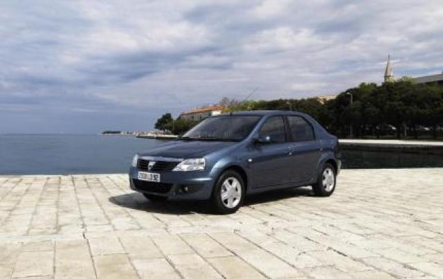 Image of Dacia Logan 1.4 MPI