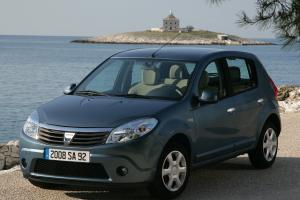 Picture of Dacia Sandero 1.6 16V (Mk I)