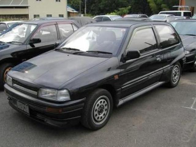 Image of Daihatsu Charade GT XX