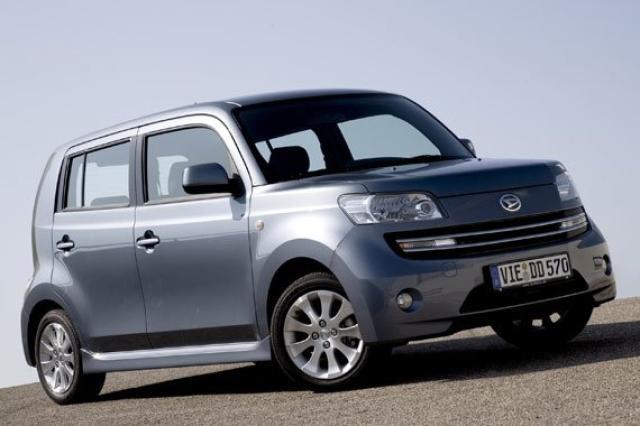 Image of Daihatsu Materia 1.5 Eco 4WD