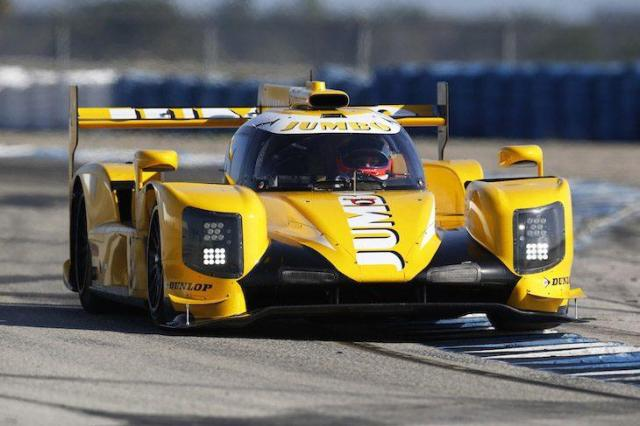 Image of Dallara P217