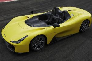 Picture of Dallara  Stradale Spider