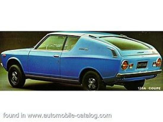 Image of Datsun 120A Cherry Coupe