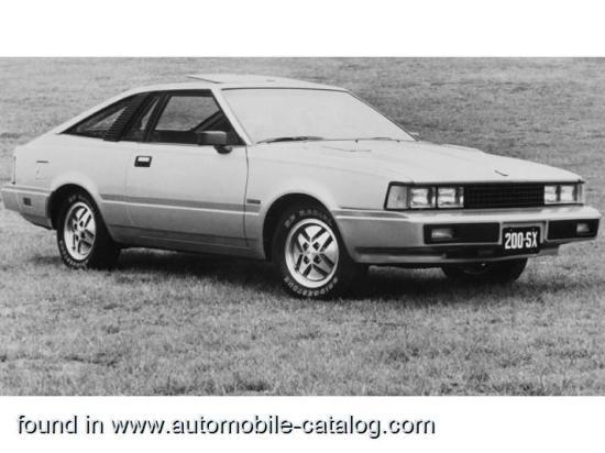 Image of Datsun 200SX Hatchback