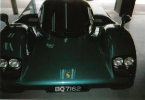 Photo of Dauer Porsche 962 LeMans