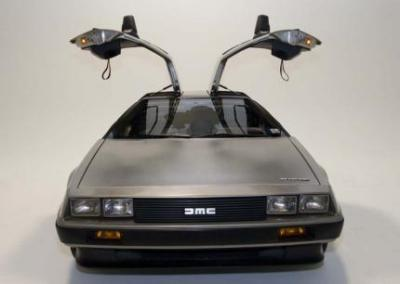 Image of De Lorean DMC-12