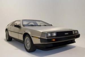 Picture of De Lorean DMC-12 (European spec)