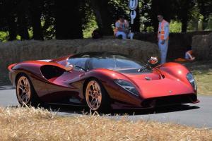Picture of De Tomaso P72