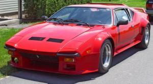 Photo of De Tomaso Pantera GTS