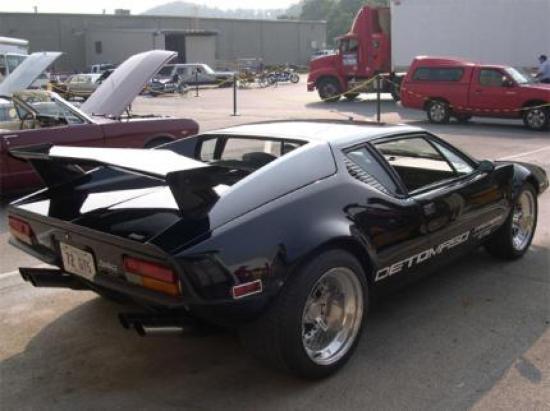 Image of De Tomaso Pantera GTS