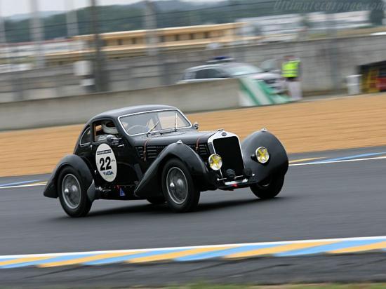 Image of Delage D6-70 Figoni & Falaschi Competition Coupe