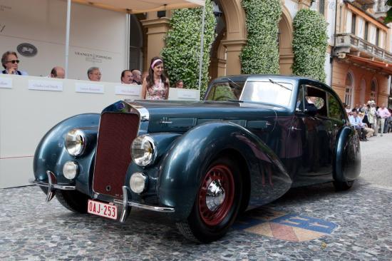 Image of Delage D8-120 Pourtout Coupe