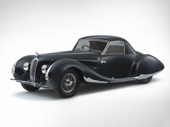 Image of Delahaye 135 MS Coupe