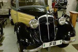 Picture of DKW F8 Reichsklasse