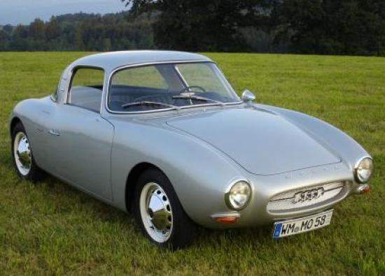 Image of DKW Monza