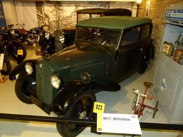 Image of DKW Reichsklasse