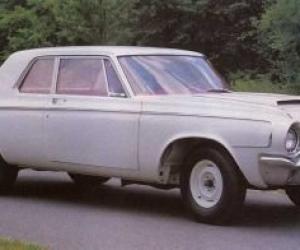 Picture of Dodge 426 Hemi Lightweight