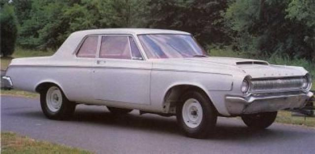 Image of Dodge 426 Hemi Lightweight