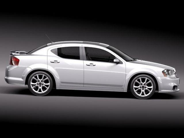Image of Dodge Avenger R/T
