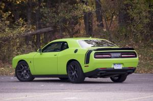 Photo of Dodge Challenger SRT-8 392 facelift