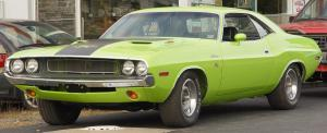 Photo of Dodge Challenger R/T Hemi
