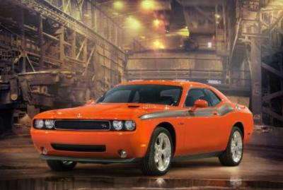 Image of Dodge Challenger R/T