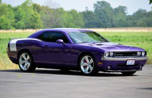 Photo of Dodge Challenger SRT-8