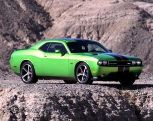 Photo of Dodge Challenger SRT-8 392