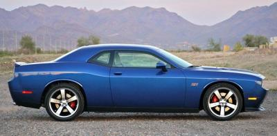 Image of Dodge Challenger SRT-8 392