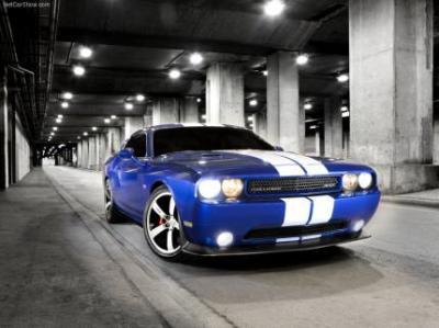 Image of Dodge Challenger SRT-8 392