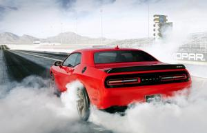 Photo of Dodge Challenger SRT-8 Hellcat
