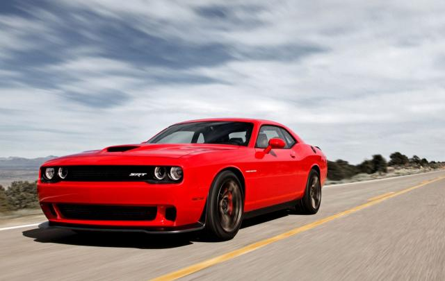 Image of Dodge Challenger SRT-8 Hellcat