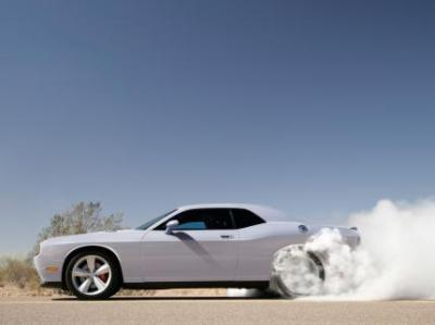 Image of Dodge Challenger SRT-8