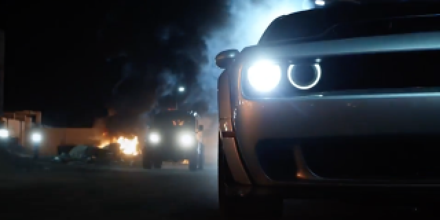 Image of Dodge Challenger SRT Demon