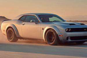 Picture of Dodge Challenger SRT Hellcat Redeye