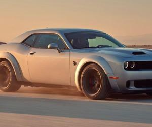 Picture of Dodge Challenger SRT Hellcat