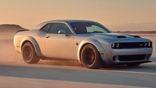 Image of Dodge Challenger SRT Hellcat