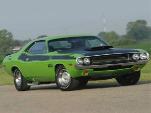 Photo of Dodge Challenger T/A