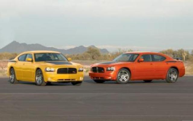Image of Dodge Charger Daytona