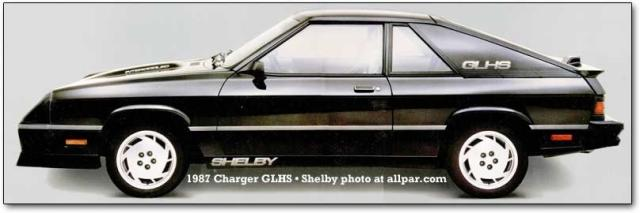 Image of Dodge Charger GLHS