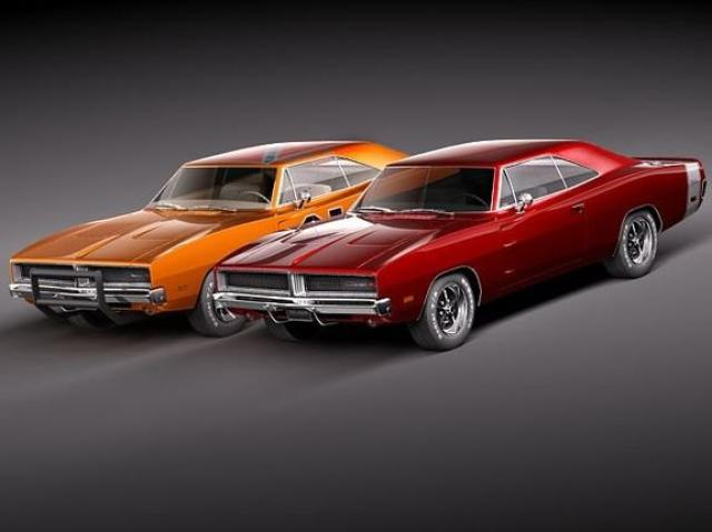 Image of Dodge Charger R/T 1969