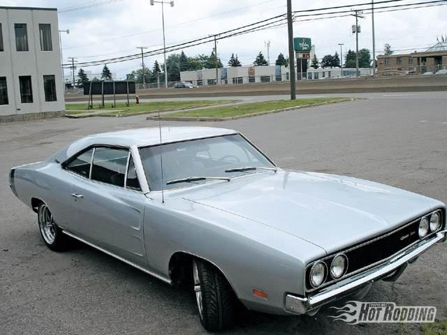 Image of Dodge Charger R/T 500