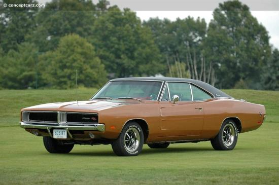 Image of Dodge Charger R/T
