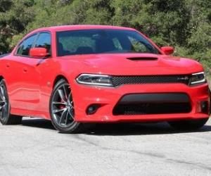 Picture of Dodge Charger SRT 392